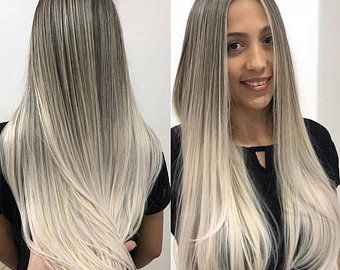 Lace Front Wigs Medium Blonde Hair Color 613 Deep Wave Frontal Thick Blonde Hair