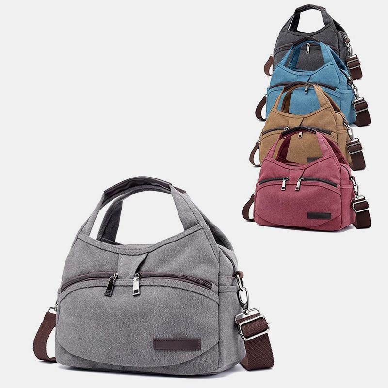 Wear-Resistant Multi-Purpose Handbag Crossbody Bag