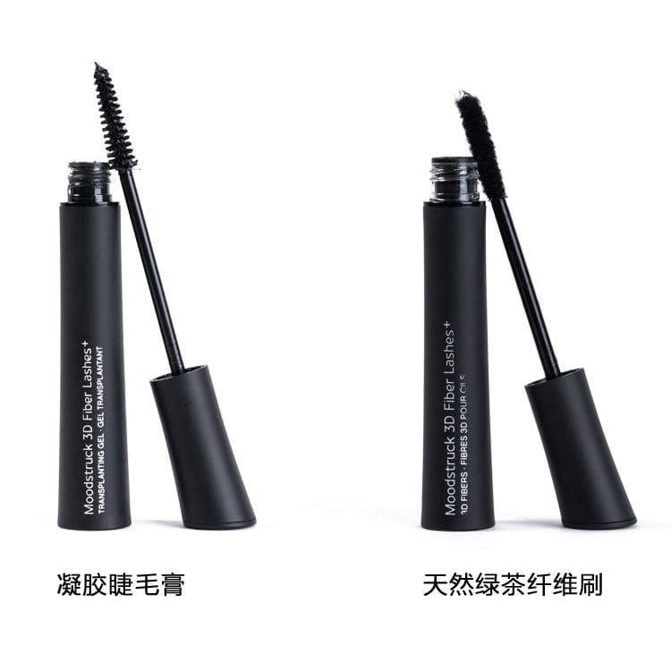 Appealing sexy 3D Fiber Lash Mascara Set Women Makeup Tool Waterproof Eyes Lash 2pcs