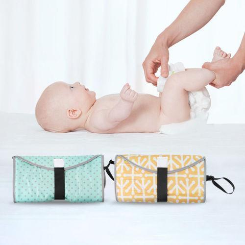 🔥BUY 2 SAVE $5🔥3-in-1 Portable Diaper Changing Pad
