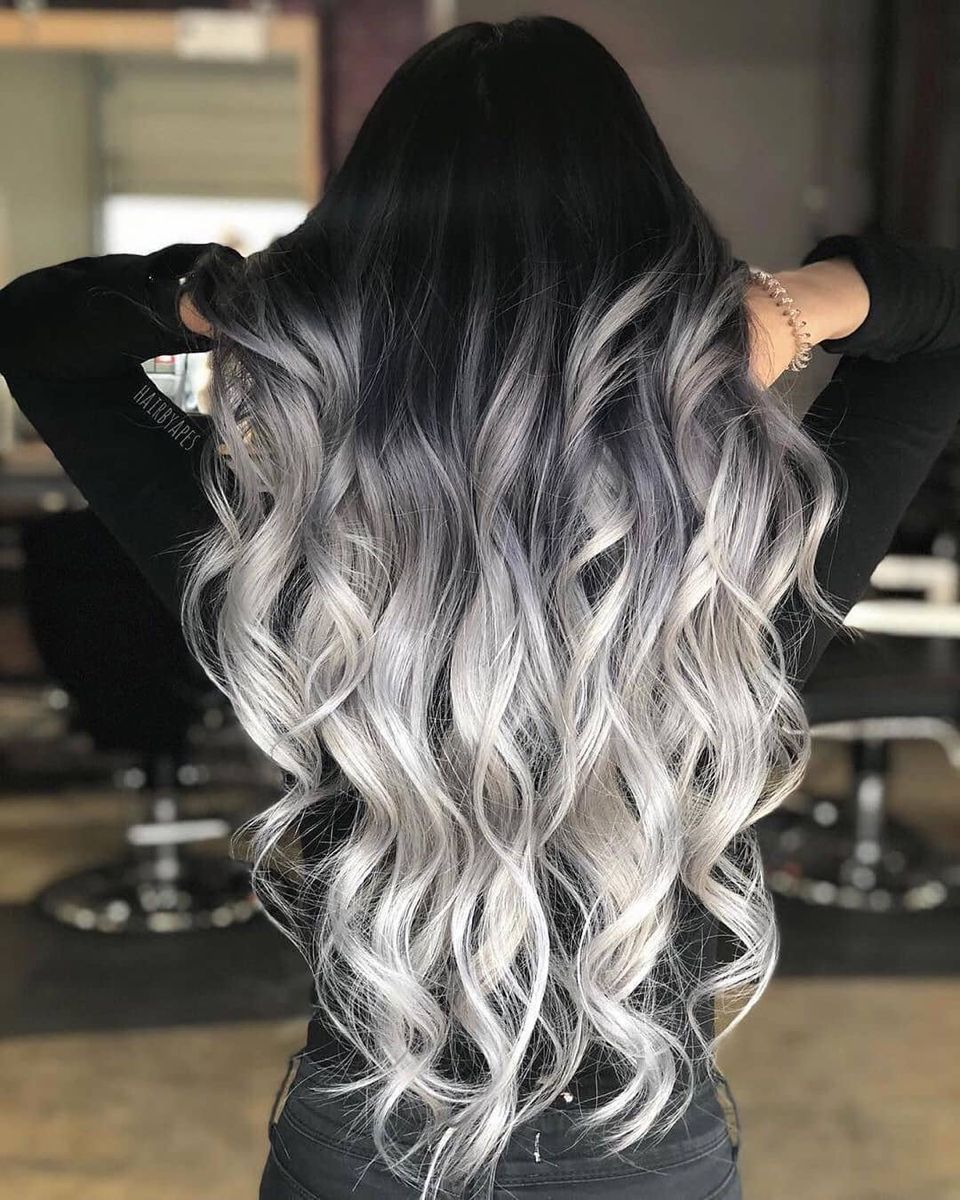 2020 New Gray Hair Wigs For African American Women High Quality Toupees Hairdo Wigs Grey Facial Hair Straight Blonde Wig Mixed Gray Lace Front Wigs