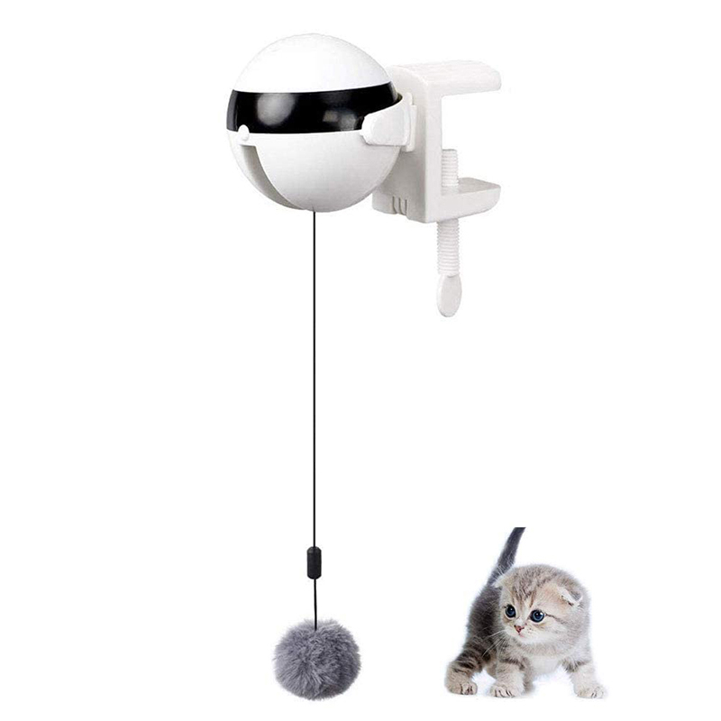 Electric Automatic Lifting Cat Ball Toy