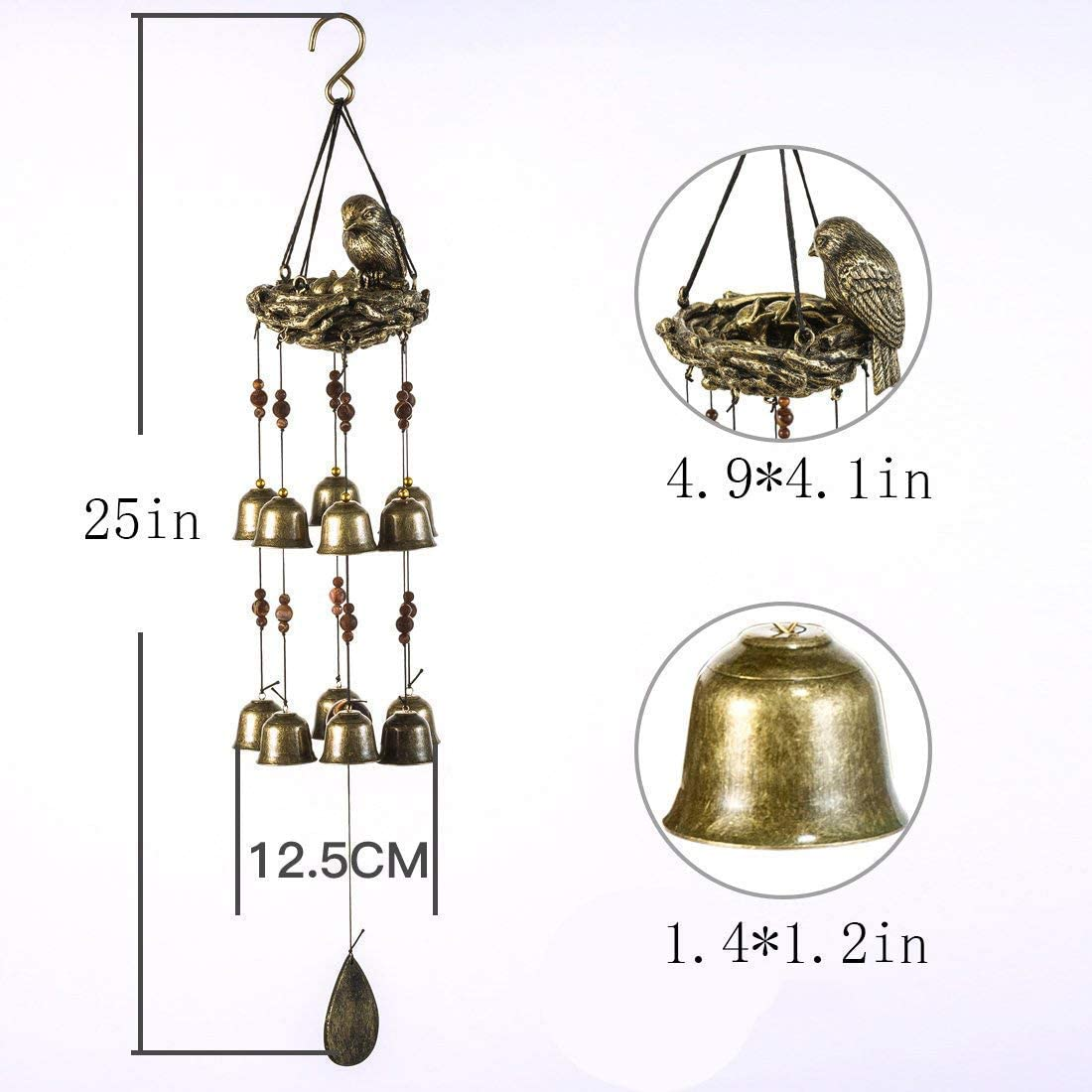 Wind Chimes That Can Highlight the Glory of Mother-a Gift of Love