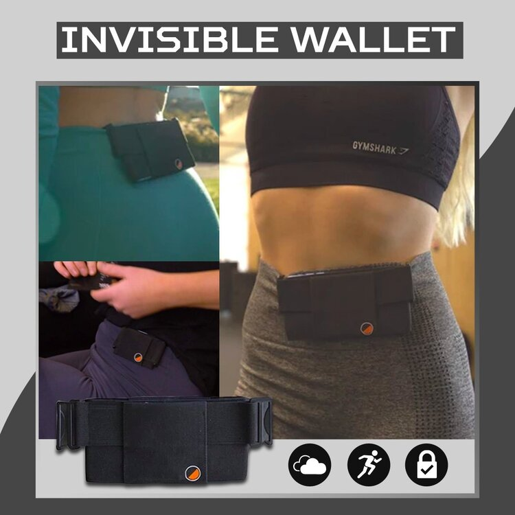Zerone Pouch - The Minimalist Invisible Wallet🔥Buy 2 Extra 10% Off🔥