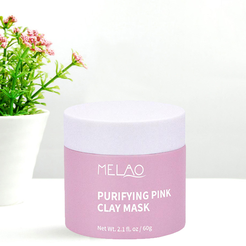 Pink Clay Porefining Face Mask【BUY 3 GET 20% OFF】