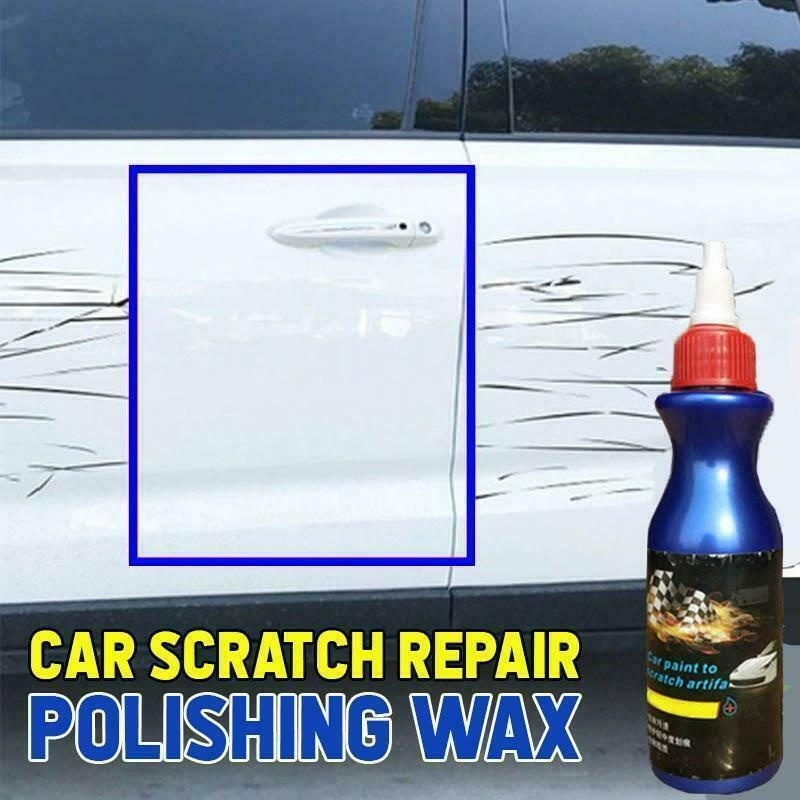 One Glide Scratch Remover Car Polishing Wax Paint Care Coating