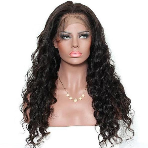 Luna S45 Lace Front Gorgeous Long Curly Wig for Women