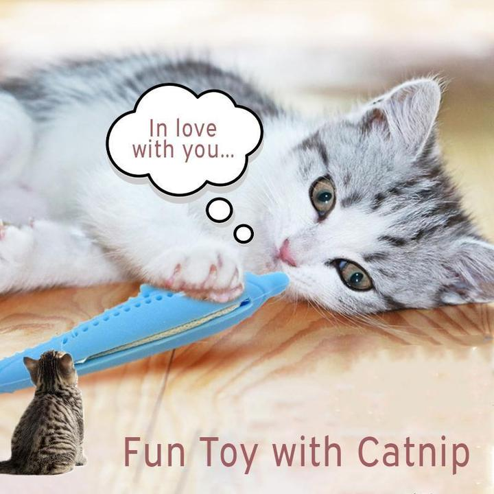 Cat Self-Cleaning Toothbrush 🐱【Buy 4 Get Free Shipping】