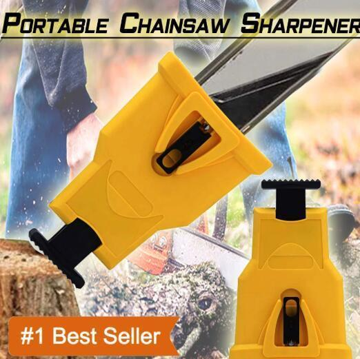Unique Proprietary Saw Chain Sharpening Tool