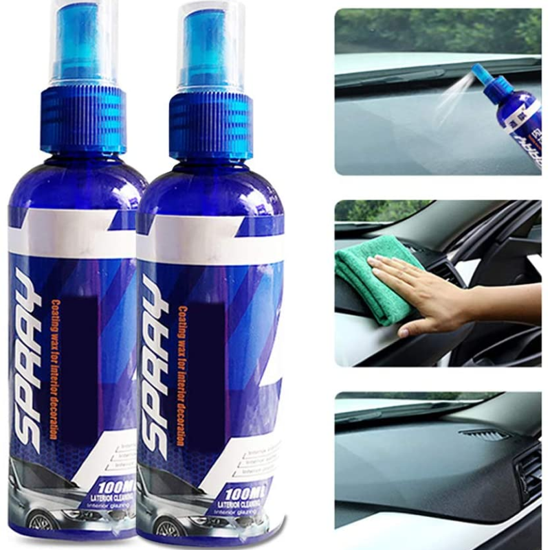 Car Coating Agent Anti Scratch Hydrophobic Polish Nano Coating Agent for Car and Home Use