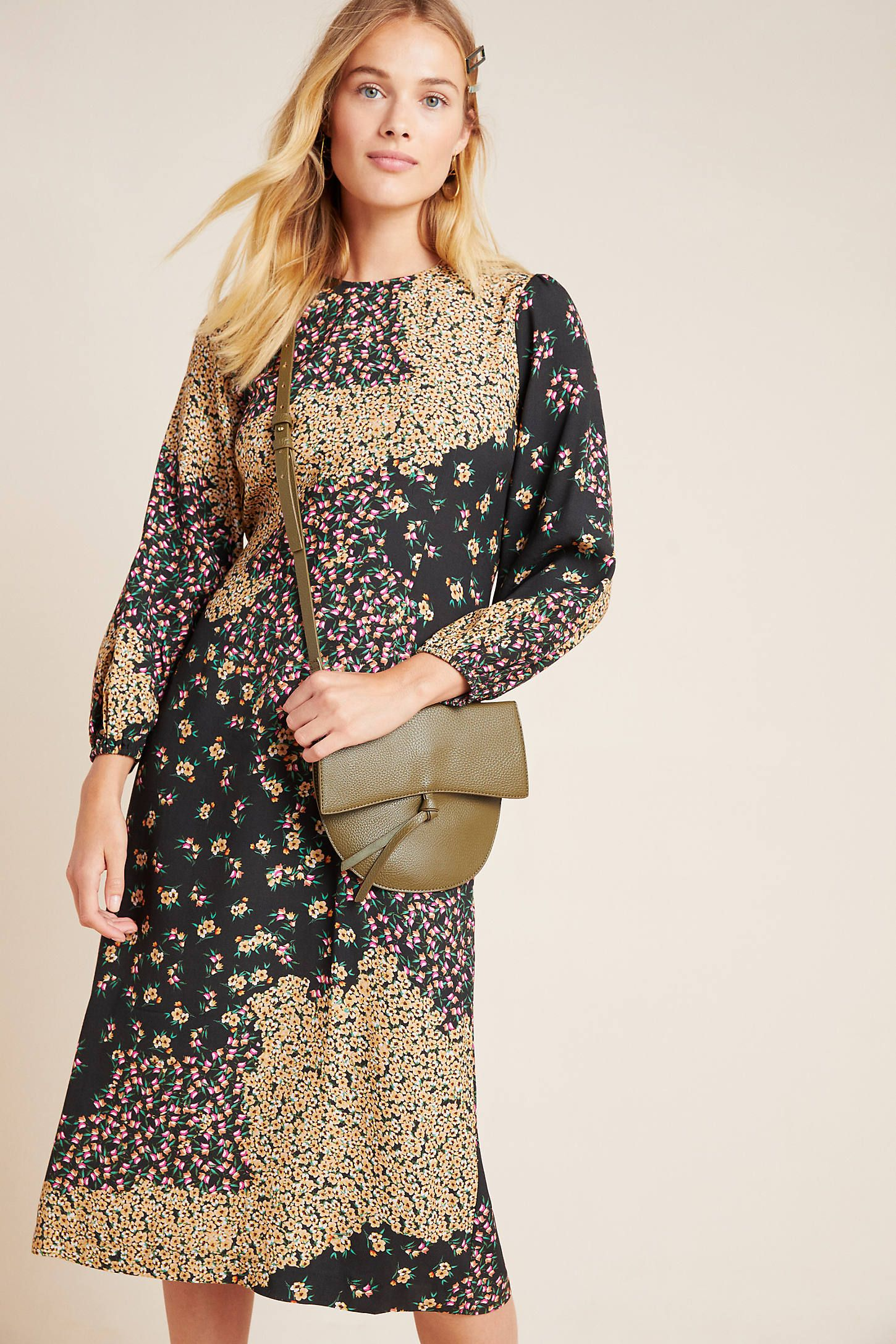 2020 Women Dress Casual Dress Print Spaghetti Strap Casual Dresses With Pockets