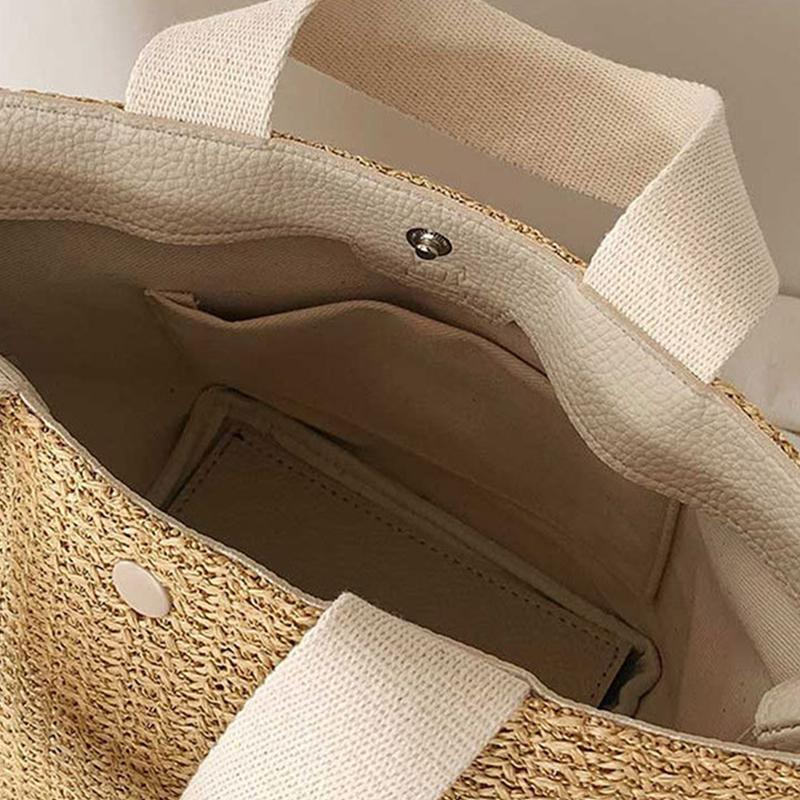 Pastoral Style Woven Bag