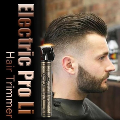 AHOME7 Electric Pro Li T-Outliner Grooming Trimmer for Men Beard Hair Trimmer