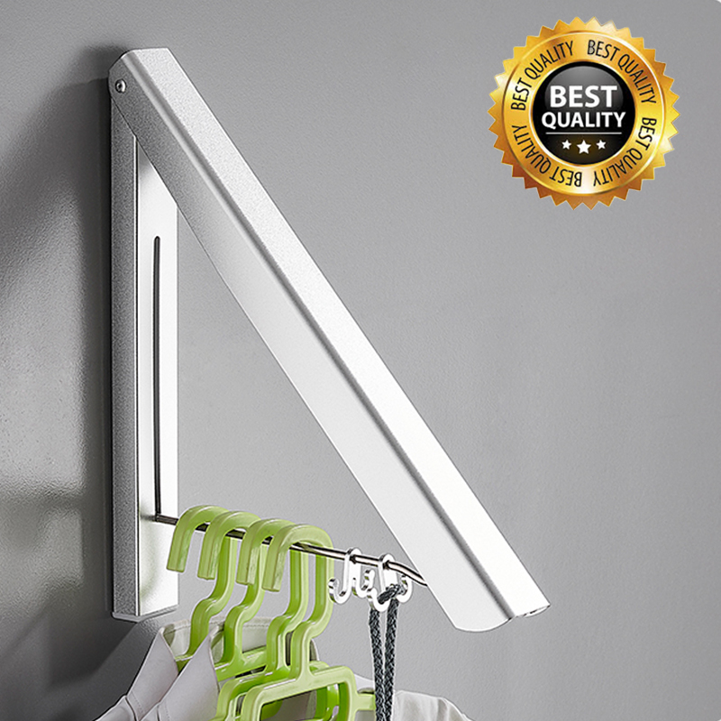 (Early Mother's Day Hot Sale-50% OFF)Collapsible Wall Mounted Rack(Buy 2 Free Shipping)