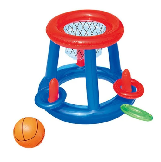 Inflatable Swimming Pool Sport Game Net Float Toys
