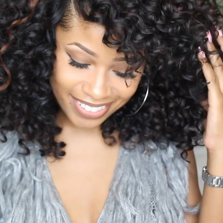 Natural Wig, Best Wig Ever Type Hair