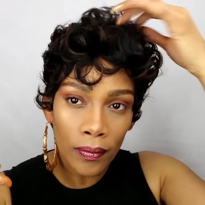 Special OFF | Mommy Love Short Curly Wig