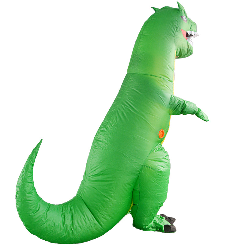 Adult Rex Inflatable Costume