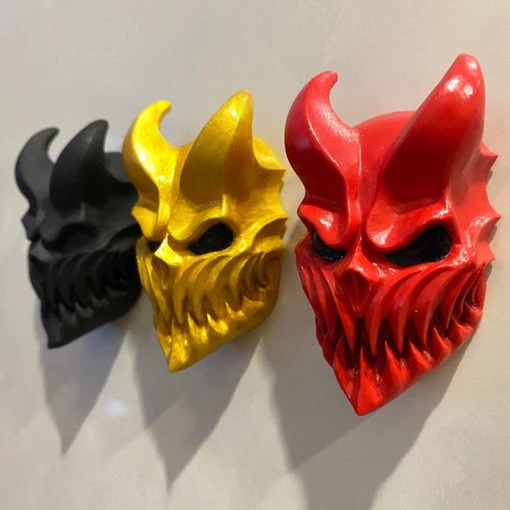 """MOUTH REMOVABLE MASK """"KID OF DARKNESS"""""""