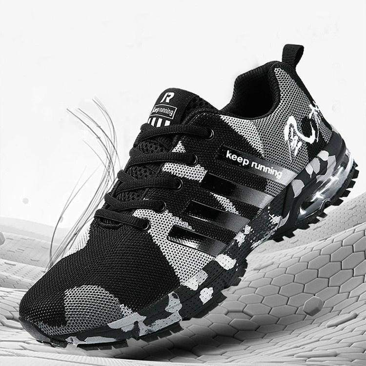Men Breathable Light Weight Mesh Sports Running Shoes Sneakers