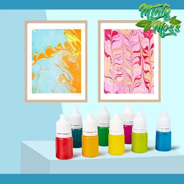 New Year's gift-Water Art Paint Set