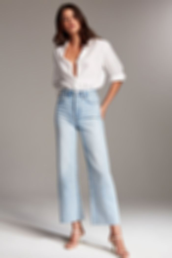 Jeans For Women Classy Outfits Navy Cropped Trousers Plus Size Fall Outfits Crepe Palazzo Pants