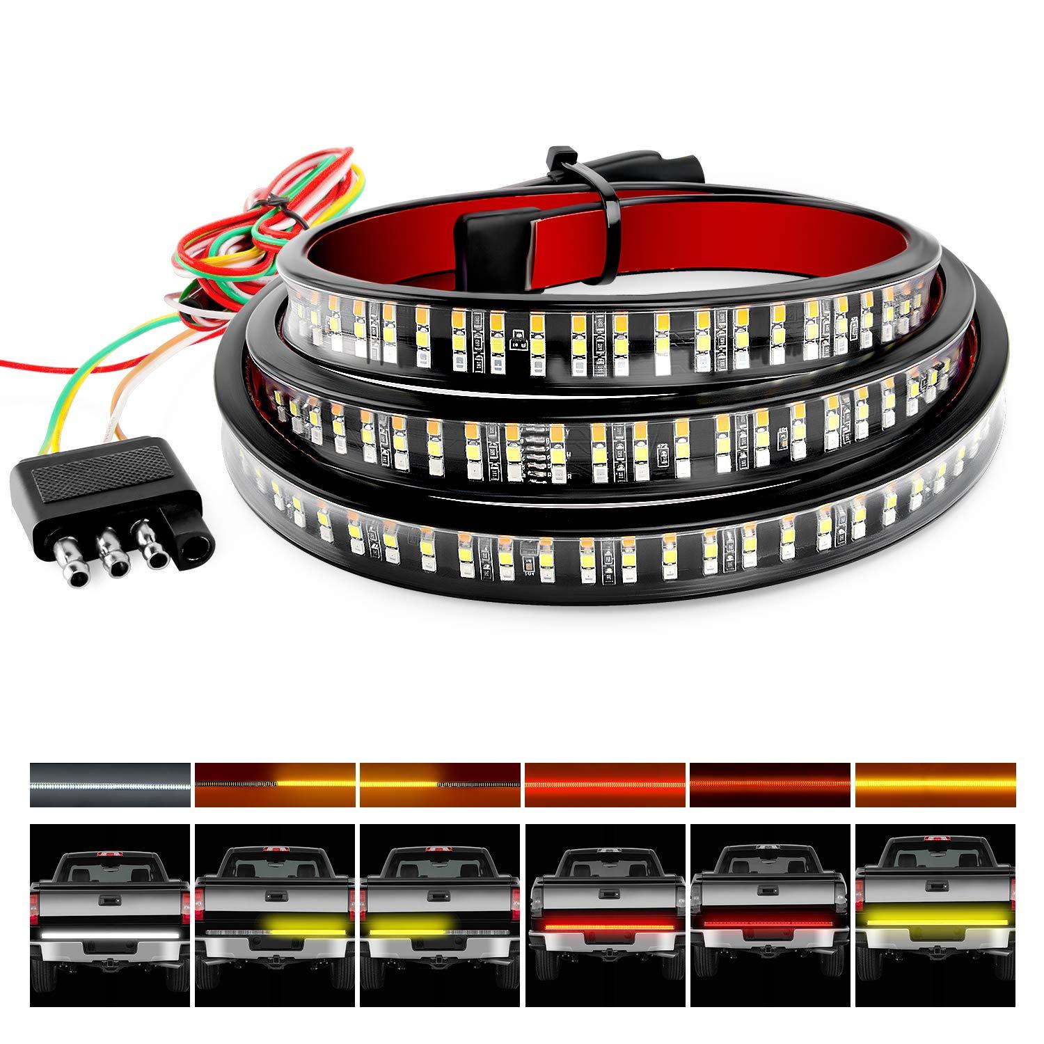 DoT Approved Single/Double/Triple Row LED(60
