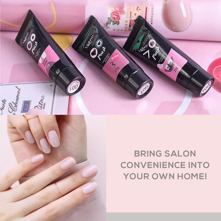 Last Day Promotion & 50% OFF-The Most Popular DIY Nail Polish Kit