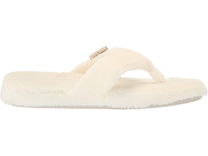 Women's Thong Comfort Fluffy Sandal