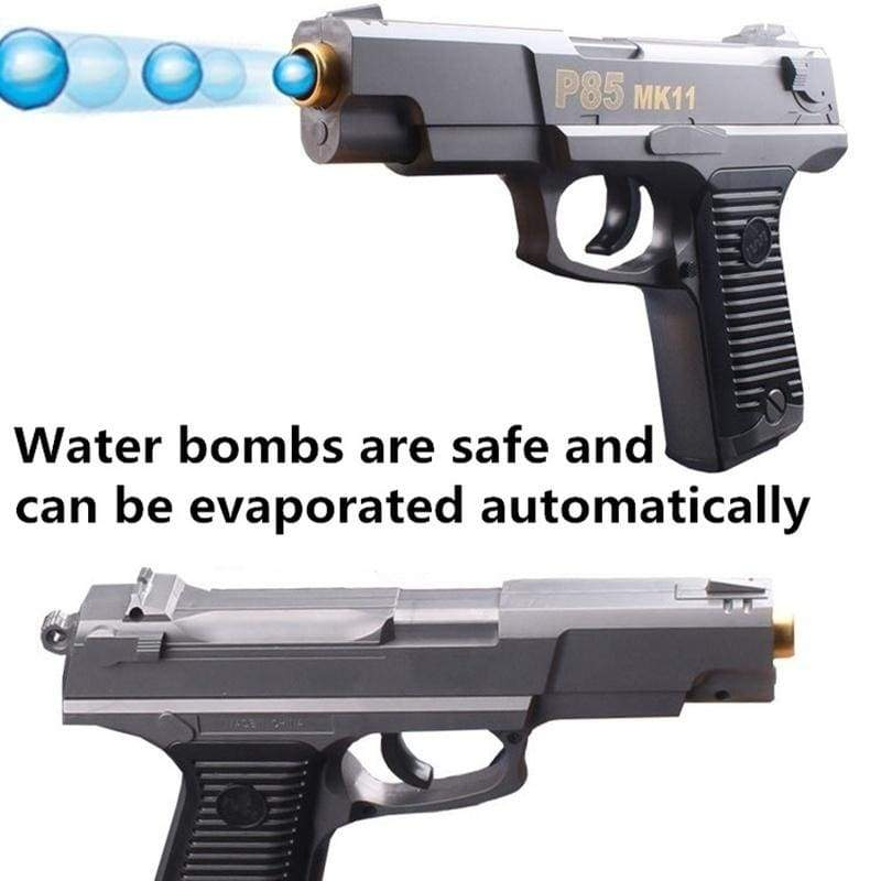 Imitation Toy Guns Toy Water Gun  Toy Gun Children's Bullet and Water Gun Outdoor Shooting  Water Crystal Bullet  Applicable Population Over 14 Years Old