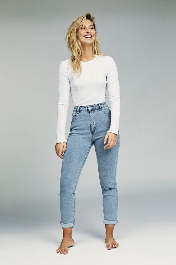 2020 New Women Jeans Casual Winter Outfits 2019 Casual Party Look Dnmx Jeans Stylish Jeans For Men