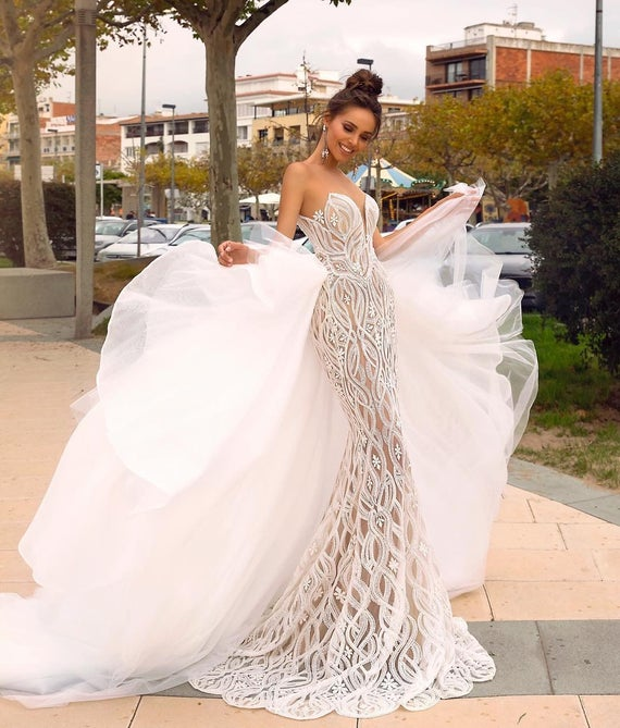 Fashion New Wedding Dresses Discount Bridal Shops Near Me  Best Place To Buy Wedding Dress Online Bridal Gown Stores Near Me Boho Bride Dress Free Shipping