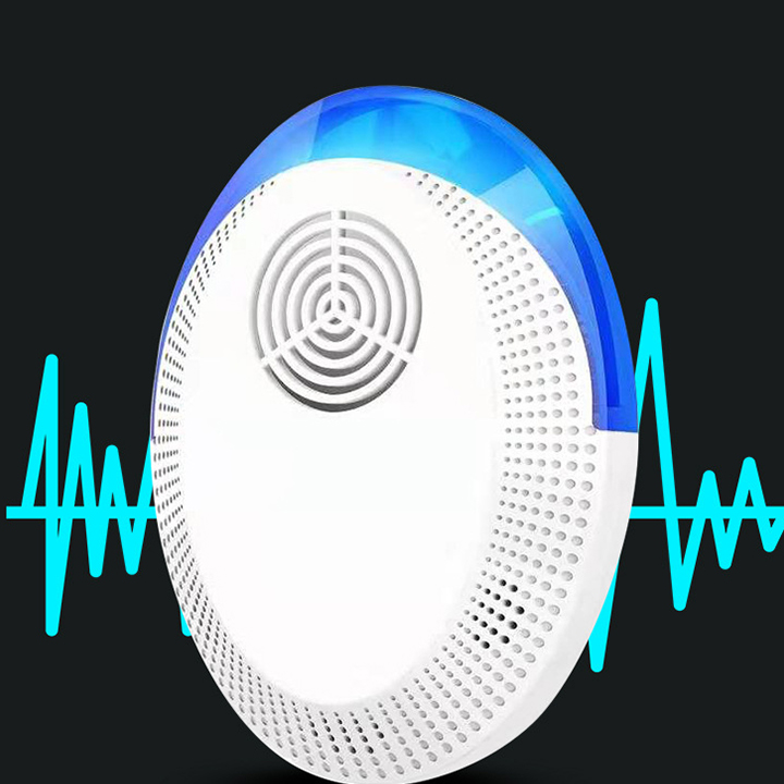 Cash on delivery—Ultrasonic Electronic Pest Repeller