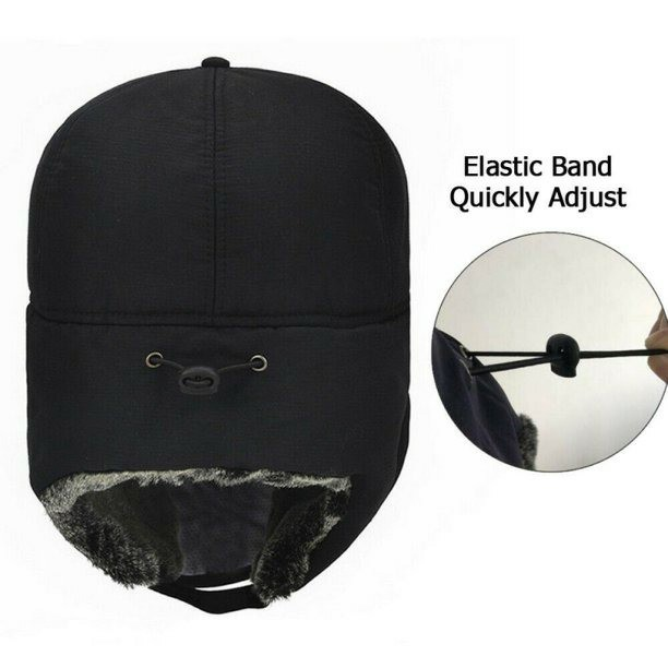 (Hot Sale- Save 60% OFF)Outdoor Cycling Cold-Proof Ear Warm Cap