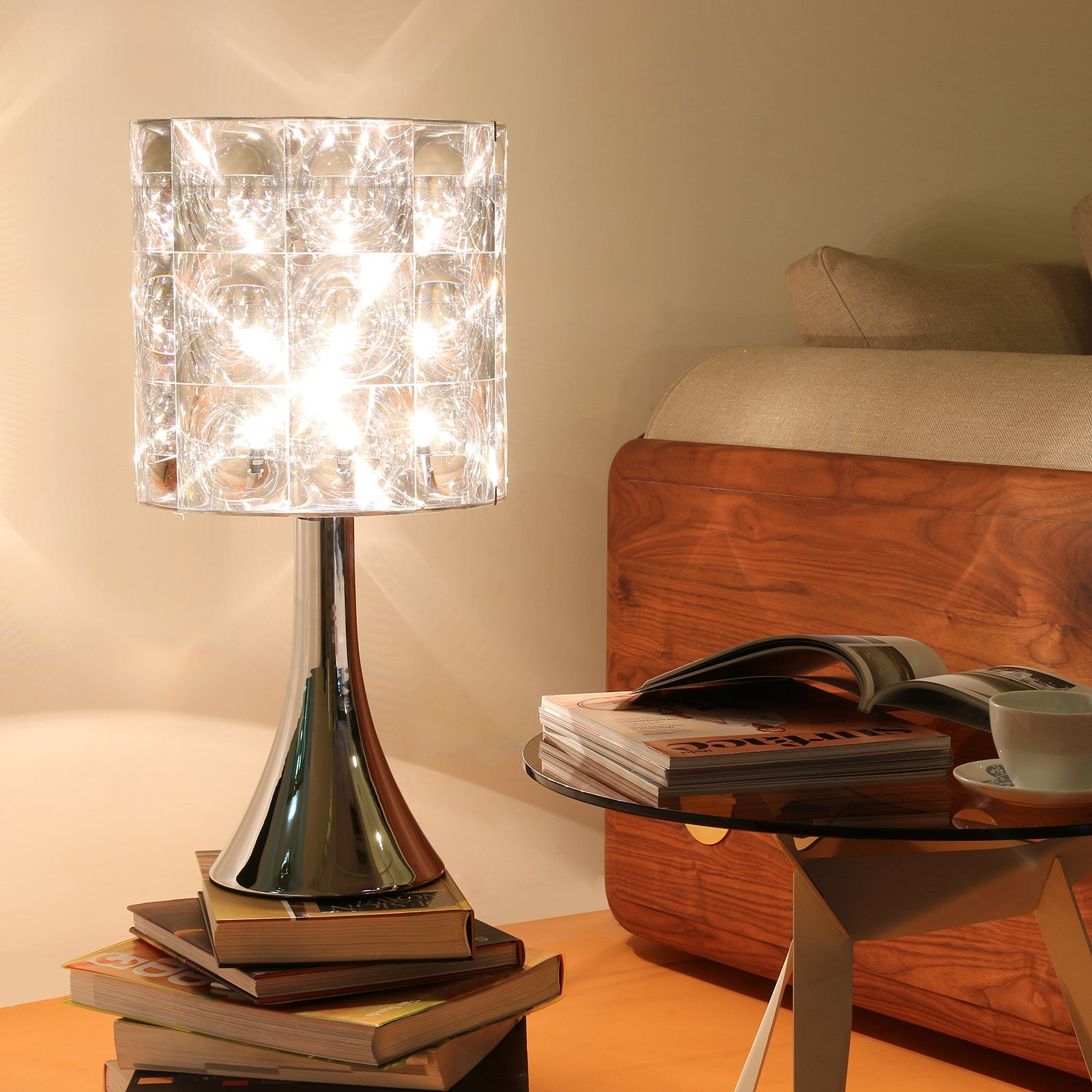 Lighthouse Trumpet Table Lamp