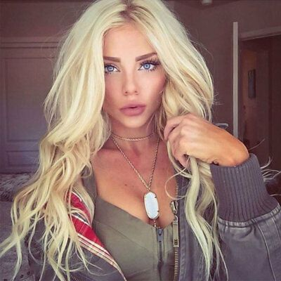 Lace Front Wigs Natural Blonde Blonde Hair Wigs For Sale Best Blonde Hair Dye Uk
