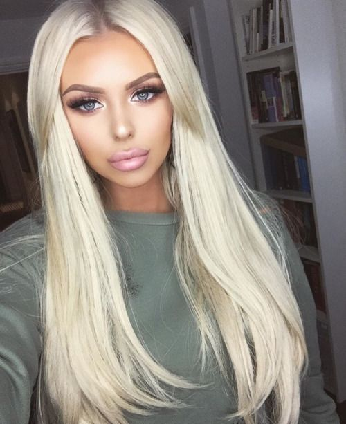 2020 Fashion Blonde Wigs For White Women Blonde Heat Resistant Wig Super Blond Level 9 Blonde Short Straight Blonde Hair Temporary Brown Hair Dye For Blondes Lace Frontal Wigs