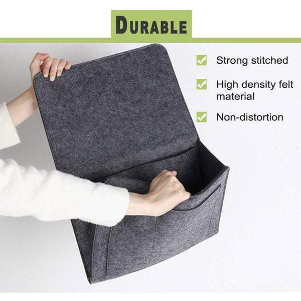 Bedside Felt Storage Bag( Christmas Promotion Time-50%OFF)
