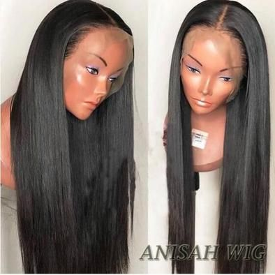 2020 New Straight Wigs Black Long Hair Irresistible Me Diamond Professional Hair Straightener Short Curly Afro Wigs For African American