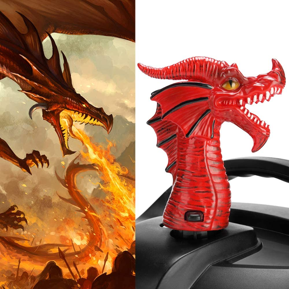 (💥New Year Hot Sale💥-48% OFF) Fire-breathing Dragon Steam Release Accessory