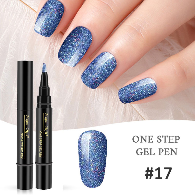 One-Step Gel Nail Pen 【50% OFF】