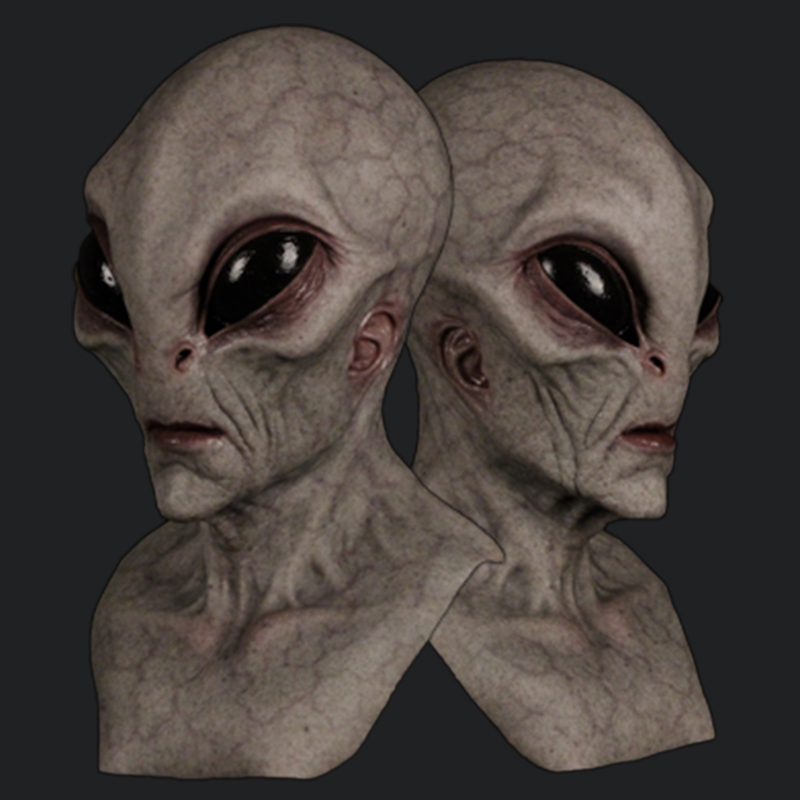 🔥Alien Silicone Mask👽 - Buy 2 Free Deliveries