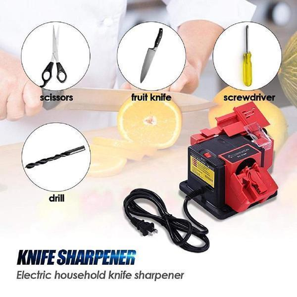 🔥70% OFF ( Limited Stock)🔥Multifunctional Electric Sharpener