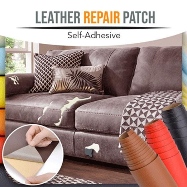 (❤️2021 Valentine's Day Promotion - 50% OFF) Leather Repair Self-Adhesive Patch,Buy 1 Get 1 Free