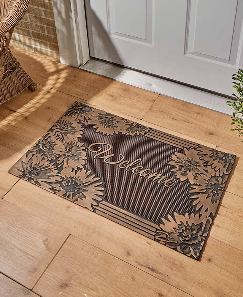 Decorative Rubber Doormats