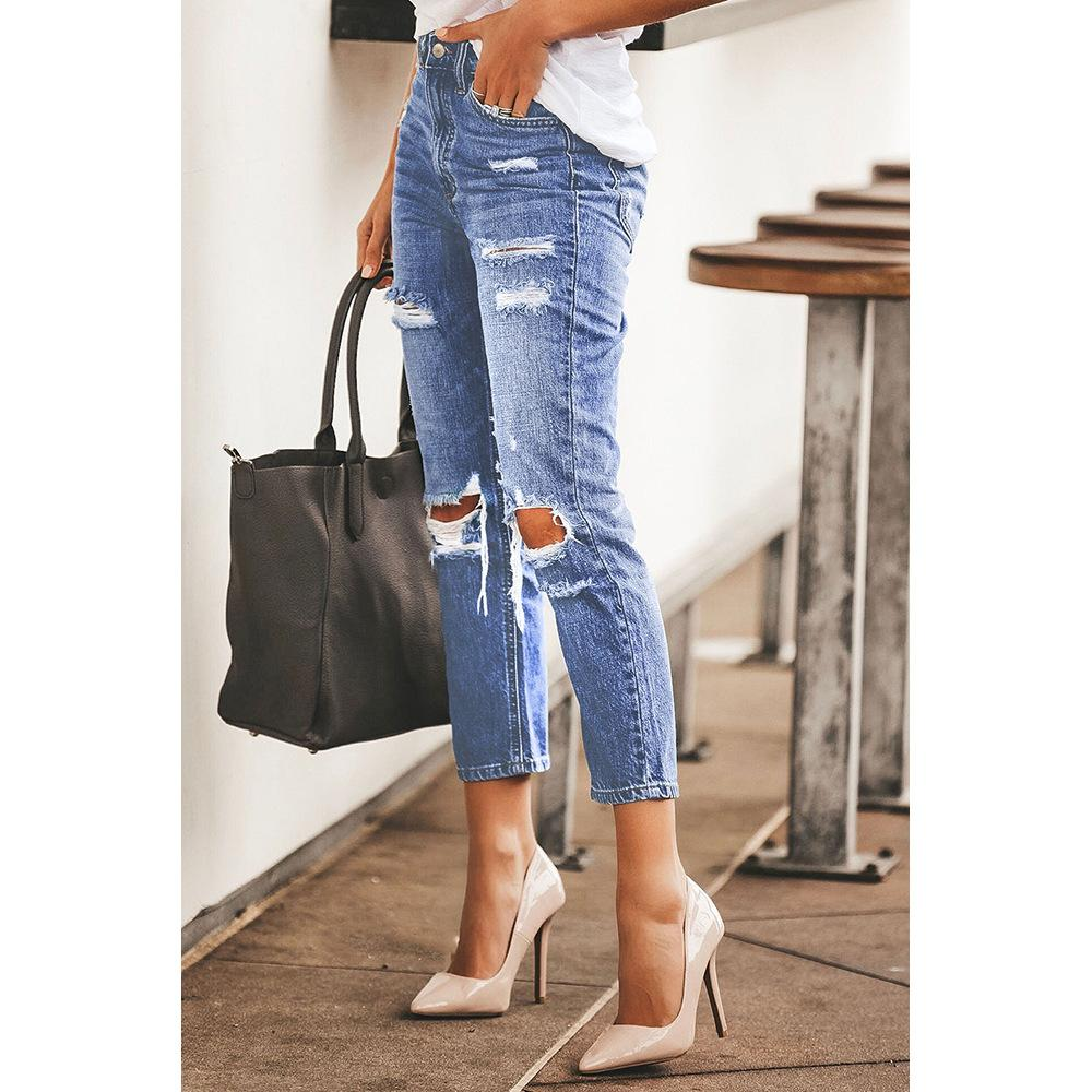 Women Casual Jeans Outfit 80S Pants Ladies Wide Leg Trousers Casual Dinner Outfit For Ladies Suede Pants Latest Pakistani Fashion Casual Wear 2019 Casual Spring Outfits 2019