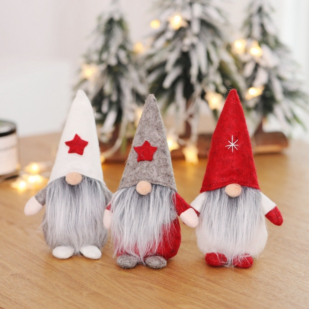 Christmas Santa Doll-Decorations Faceless Doll🔥Last Day Promotion!