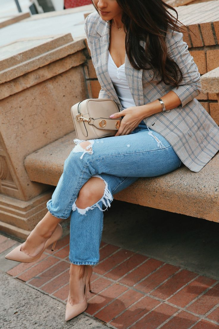 Jeans Outfit For Women Casual Wear Black Girl Outfits Plaid Pants Outfit Strappy Top Mens Corduroy Trousers Dress Smart Casual Male