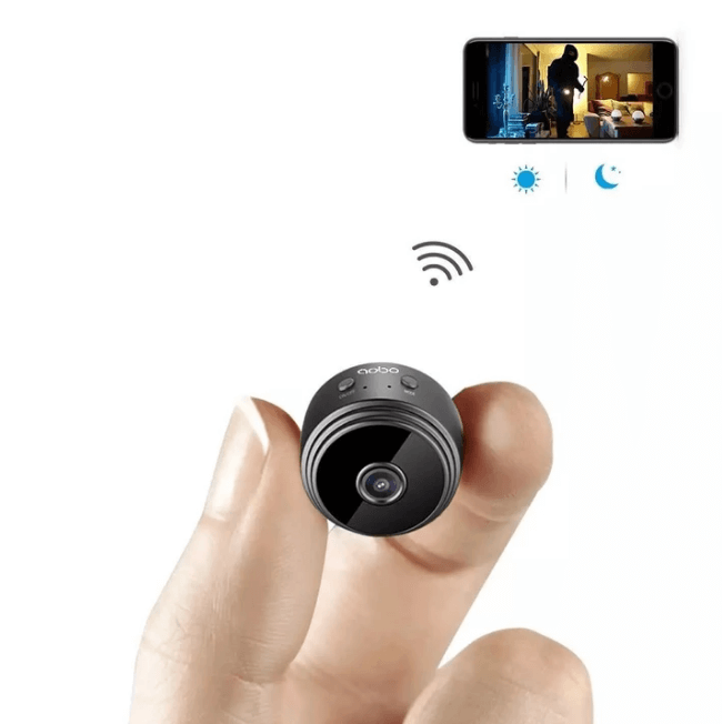 (Last Day Promotion 60% OFF)A9 WiFi 1080P Full HD Night Vision Wireless IP Camera™-Buy 2 Or More Get 8GB SD Card For FREE
