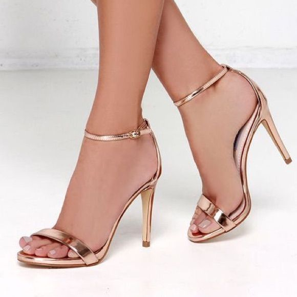 Trendy High Heel Shoes White Court Shoes Pencil High Heels